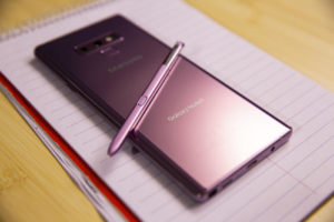 Samsung apresenta Galaxy Note9 no Brasil