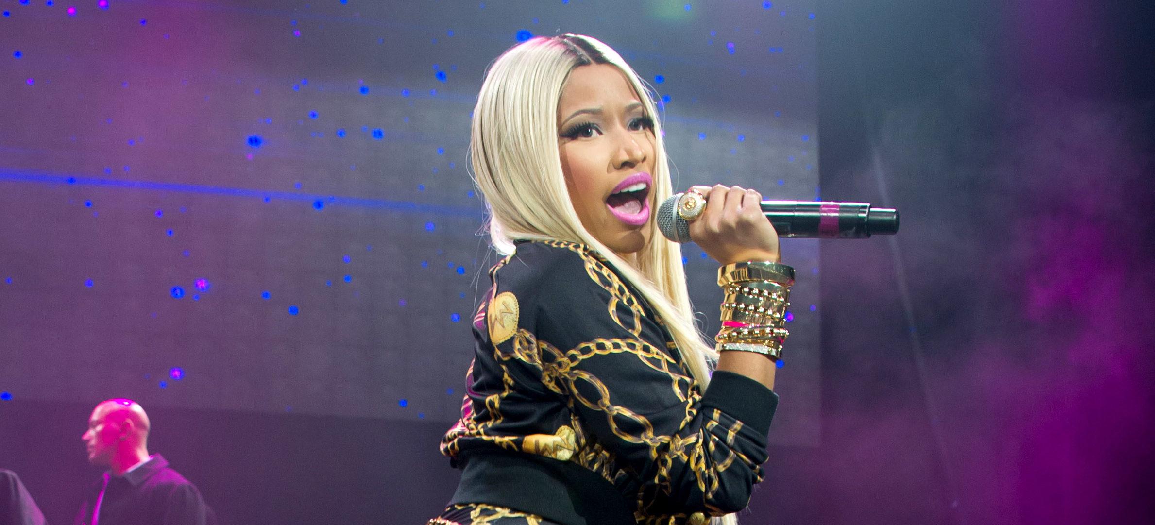 Nicki Minaj fará show exclusivo em São Paulo