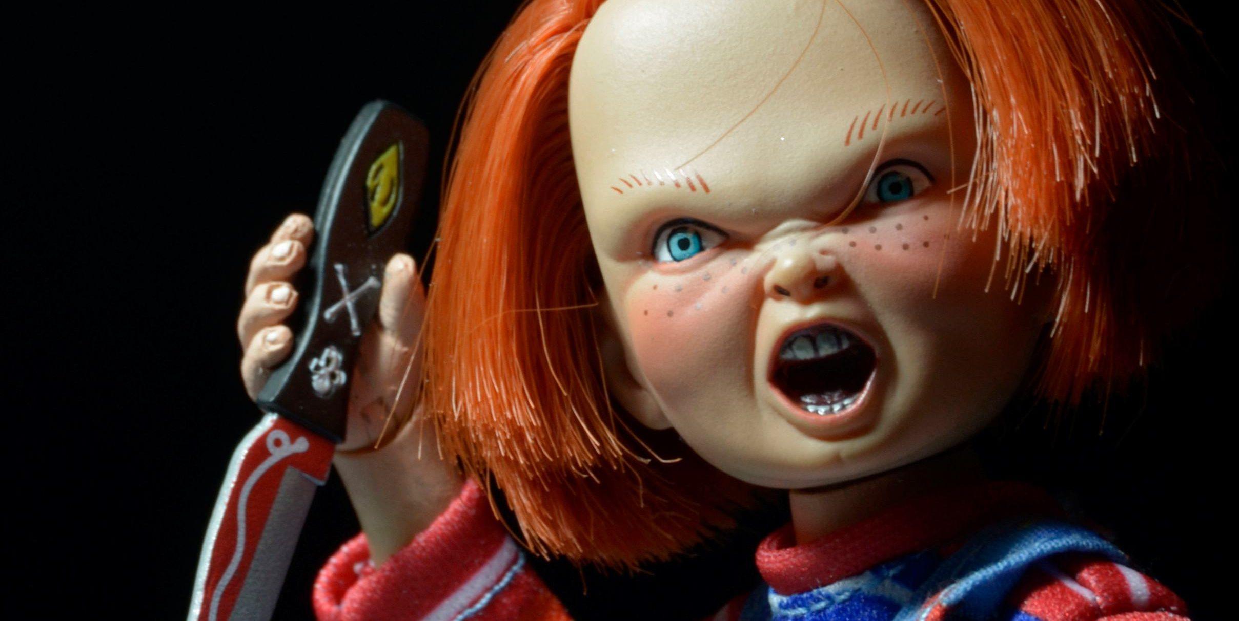 Confira o visual de Chucky no remake do clássico filme