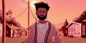 "Childish Gambino lança clipe animado de ""Feels Like Summer"""