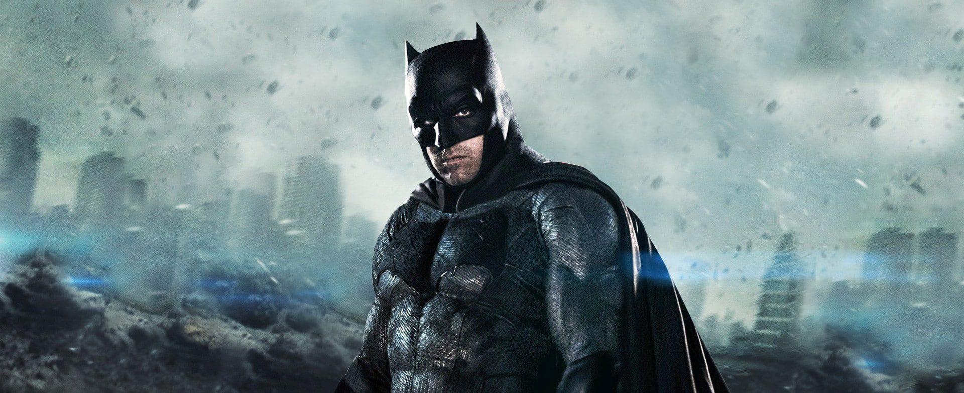 Teaser de Batman ganha versão dublada, assista