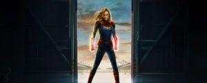 Assista ao primeiro trailer do filme Capitã Marvel