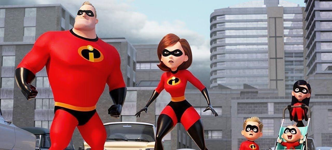 Os Incríveis 2 é a 1ª animação a ultrapassar US$ 600 milhões nos EUA