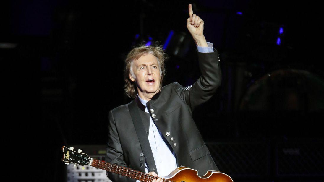 "Paul McCartney divulga clipe de ""Back In Brazil"", filmado em Salvador"