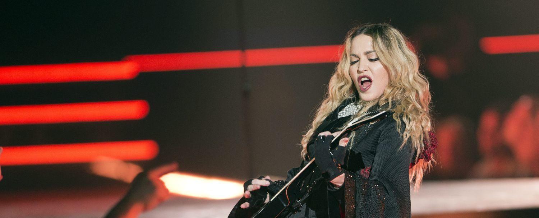 Madonna confirma lançamento de novo álbum para 2019