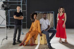 Irmandade, Elenco da nova série brasileira da Netflix é apresentado em foto