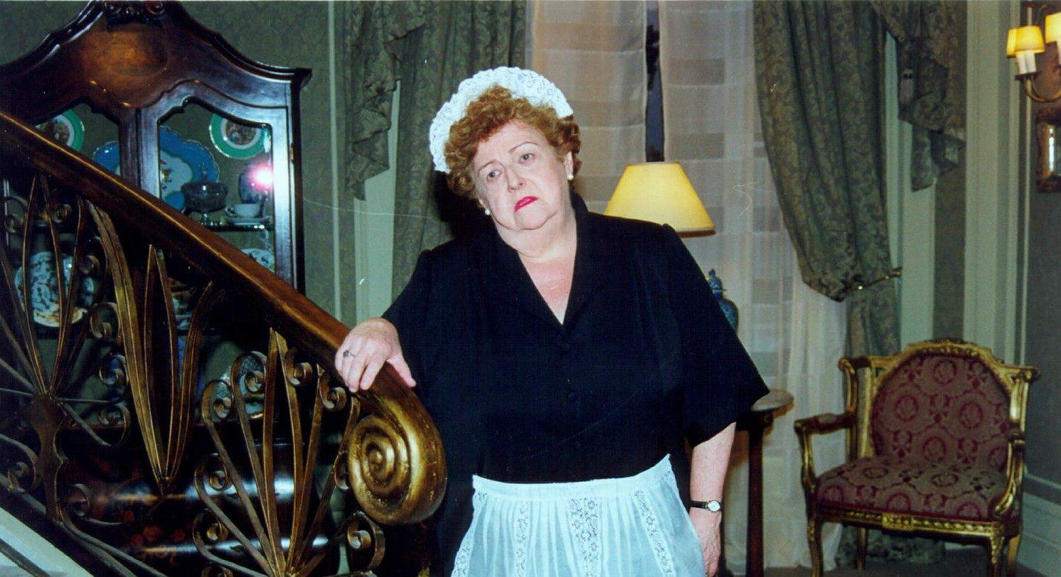 Morre a atriz Etty Fraser aos 87 anos