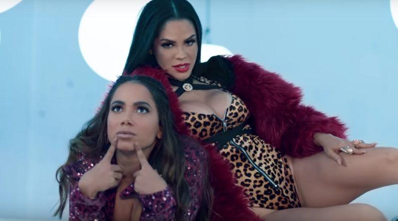 "Vídeo: Nova parceria de Anitta com Nati Natasha: ""Te Lo Dije"""