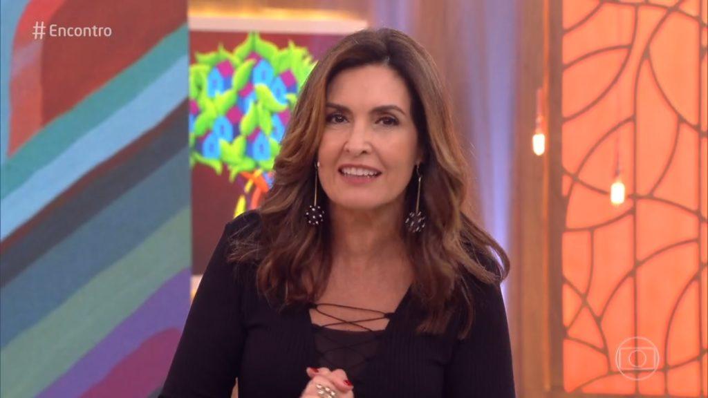 Fátima Bernardes é diagnostica com câncer e é afastada da Rede Globo