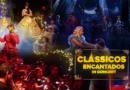 Theatro Net São Paulo apresenta o musical Clássicos Encantados In Concert dia 27 de abril