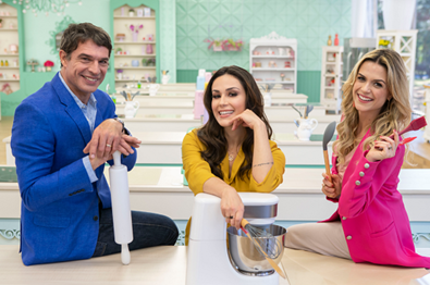 SBT renova com a BBC Studios para a quinta temporada de Bake Off Brasil – Mão na Massa