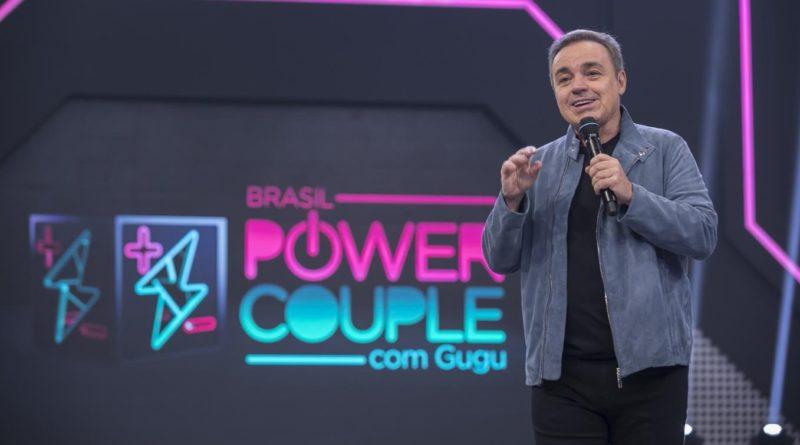 Sob comando de Gugu Liberato, Power Couple vai ao ar de segunda a sexta-feira