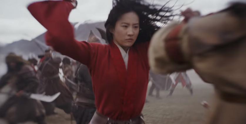 Trailer de Mulan é divulgado, assista