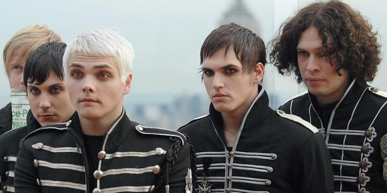 My Chemical Romance anuncia novas datas de turnê do retorno da banda