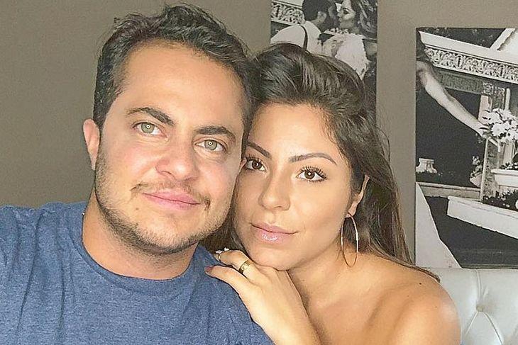Nasce o filho de Andressa Ferreira e Thammy Miranda