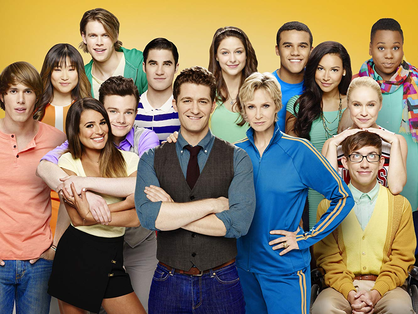 Amazon adicionará todas as temporadas de Glee, saiba quando