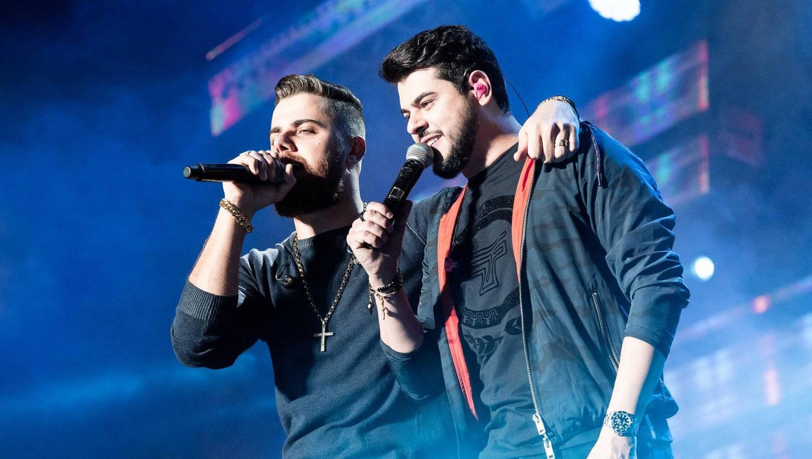 LIVE | Assista o show live de Zé Neto e Cristiano