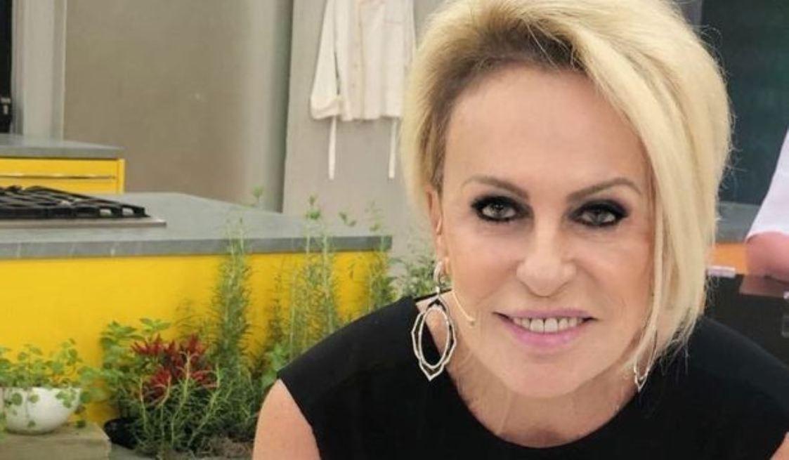 Ana Maria Braga vence câncer e está curada