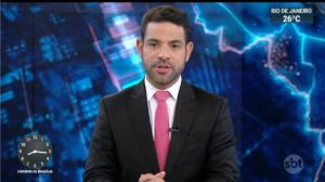 Entrevista: Darlisson Dutra fala sobre sua trajetória e a estreia na bancada do SBT Brasil