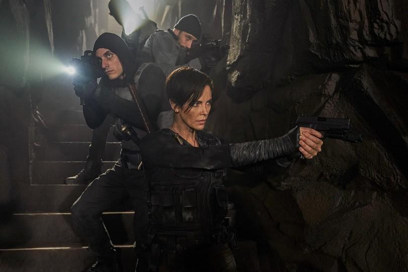 Netflix divulga trailer de 'The Old Guard', assista