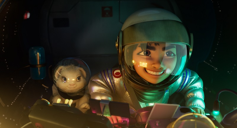 Netflix divulga trailer de A Caminho da Lua