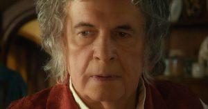 """LUTO: morre aos 88 anos, Ian Holm, o Bilbo de """"O Senhor dos Anéis"""""""