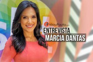 ENTREVISTA: Márcia Dantas fala sobre sua carreira, micos, pandemia, companheiros do SBT e muito mais