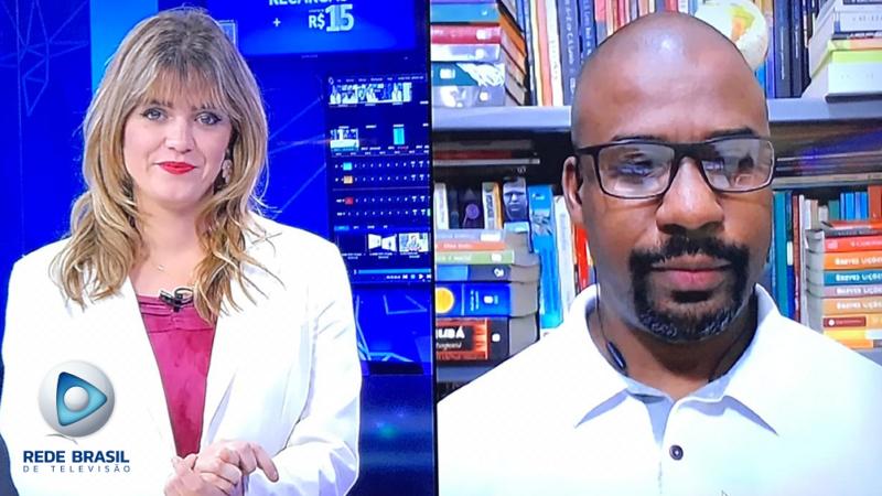 Retomada é novo quadro do RB Notícias da Rede Brasil de Televisão