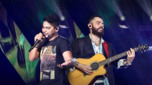 AO VIVO | Veja a live de Jorge e Mateus no 'Festival 360'
