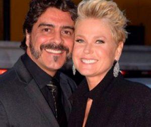 Junno Andrade posta foto emocionante com Xuxa no Dia dos Namorados, veja