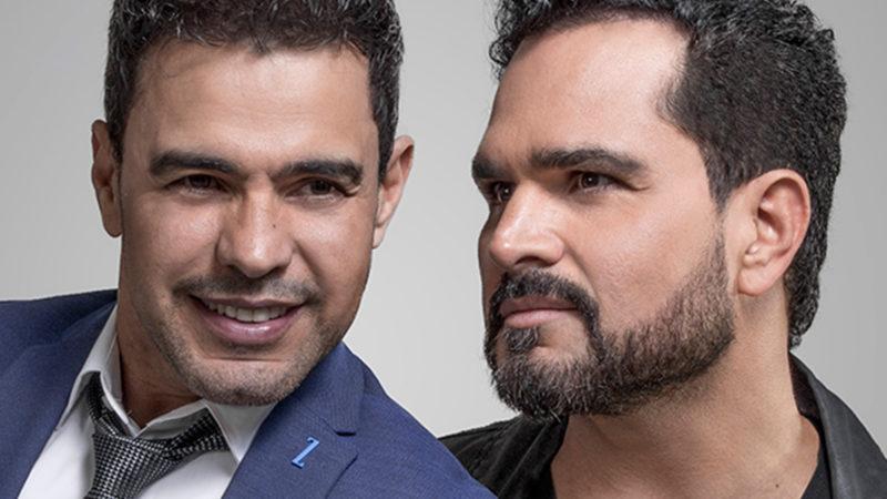 Assista ao vivo a live da dupla Zezé Di Camargo e Luciano