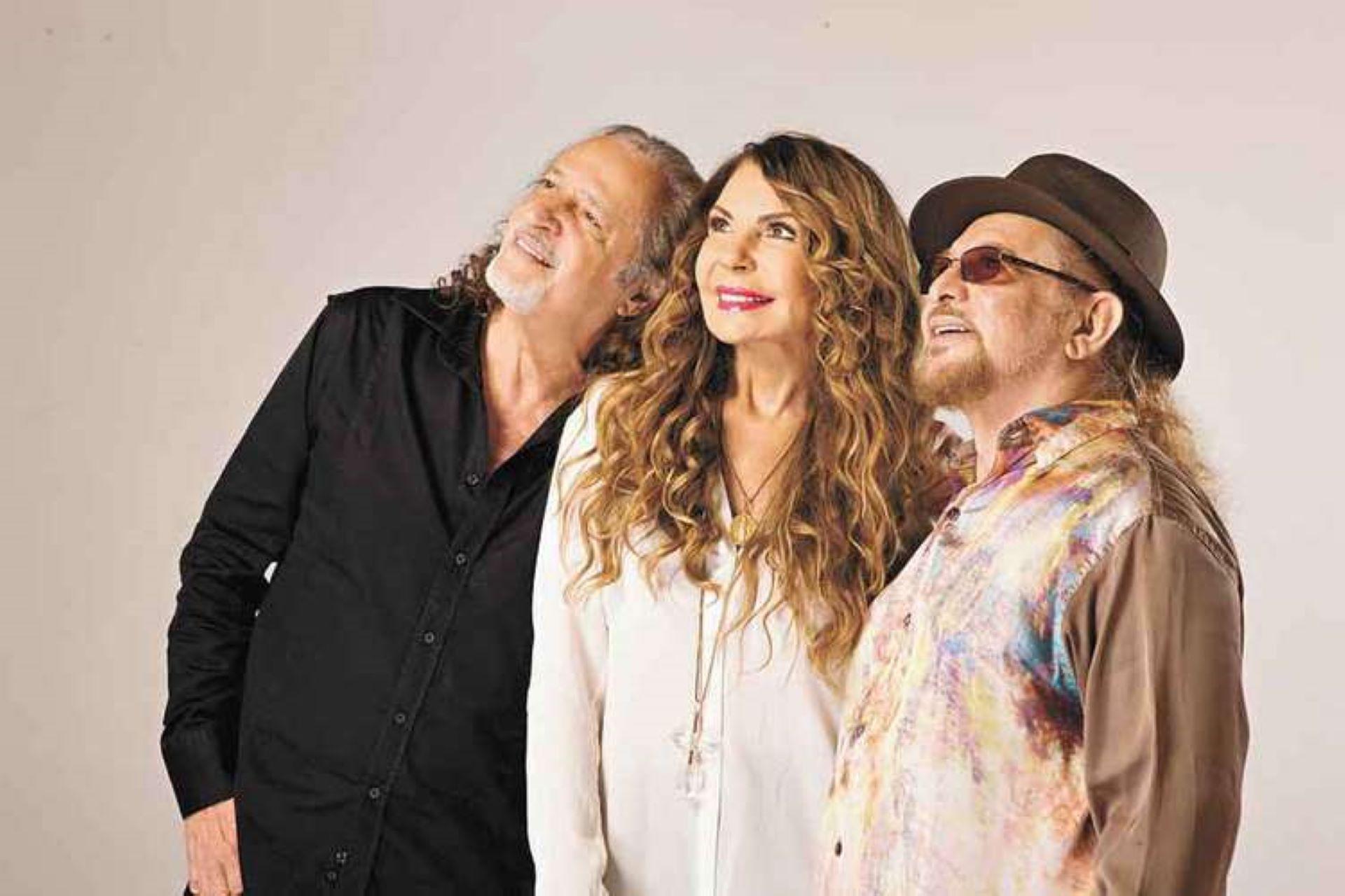 Assista a live de Alceu Valença, Elba Ramalho e Geraldo Azevedo