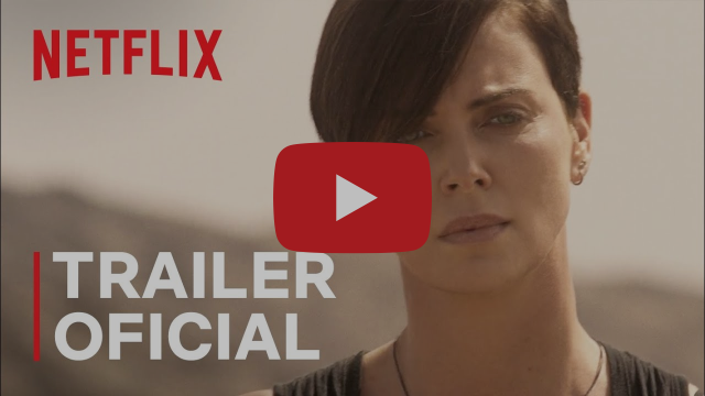 Netflix divulga trailer de 'The Old Guard', assista