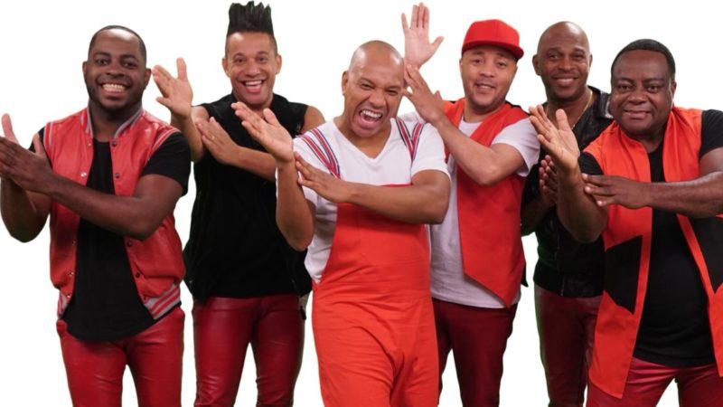 Cariocou transmite live inédita com o grupo Molejo neste sábado, assista