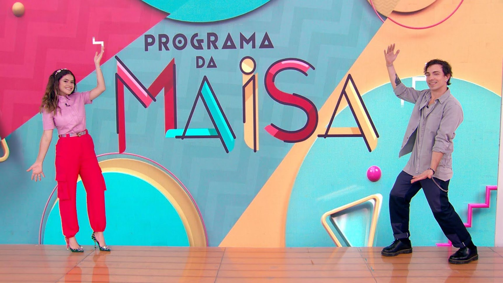Di Ferrero e Flavia Pavanelli são os convidados do Programa da Maisa neste sábado (18)
