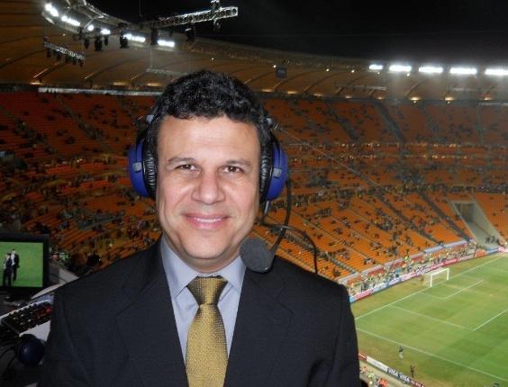 Téo José irá narrar Flamengo x Fluminense no SBT