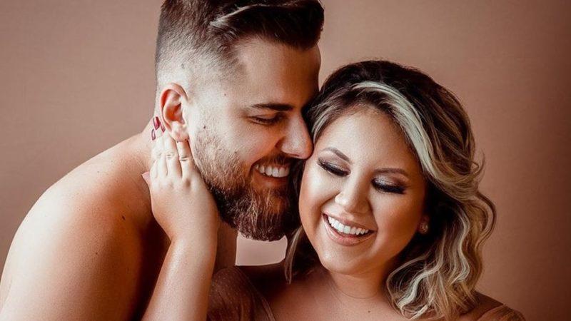 Esposa de Zé Neto fala sobre estado de saúde do cantor que está com coronavírus