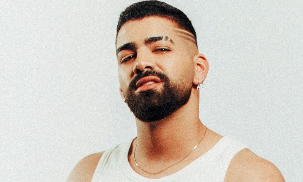 Dilsinho é o cantor mais ouvido em plataforma de streaming, veja