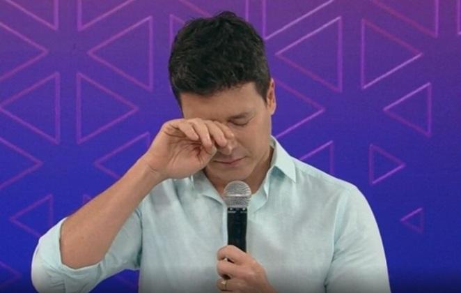 """Rodrigo Faro fala sobre mico em velório: """"Chorei o defunto errado"""""""