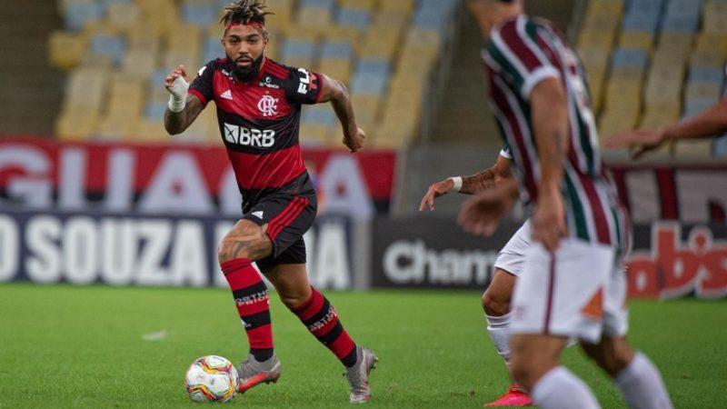 SBT adquire direitos para transmissão do jogo entre Flamengo e Fluminense