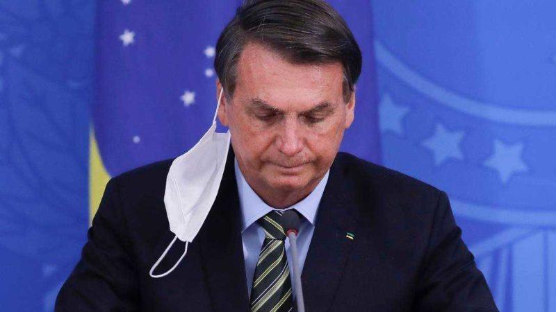 Veja o exame que confirma que Bolsonaro está com a covid-19