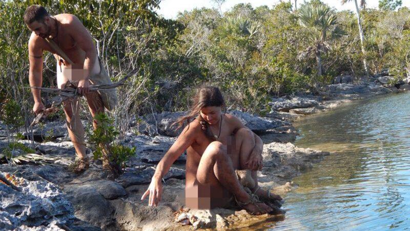 Largados e Pelados: participantes encaram tubarões e árvores venenosas nas Bahamas