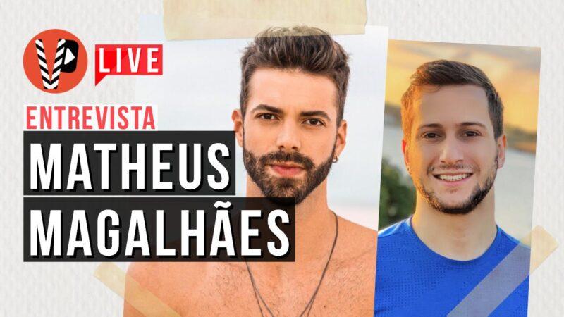 """Matheus Magalhães esclarece polêmicas e revela o que não foi ao ar no """"De férias com o Ex Brasil"""""""
