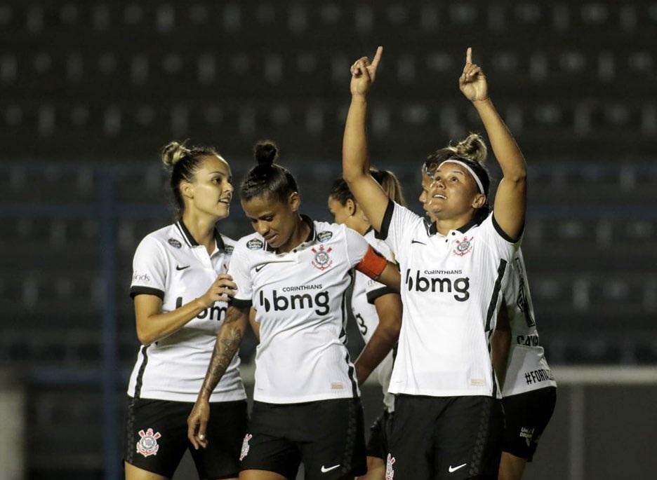 Band apresenta duelo entre Corinthians e Grêmio pelo Campeonato Brasileiro Feminino