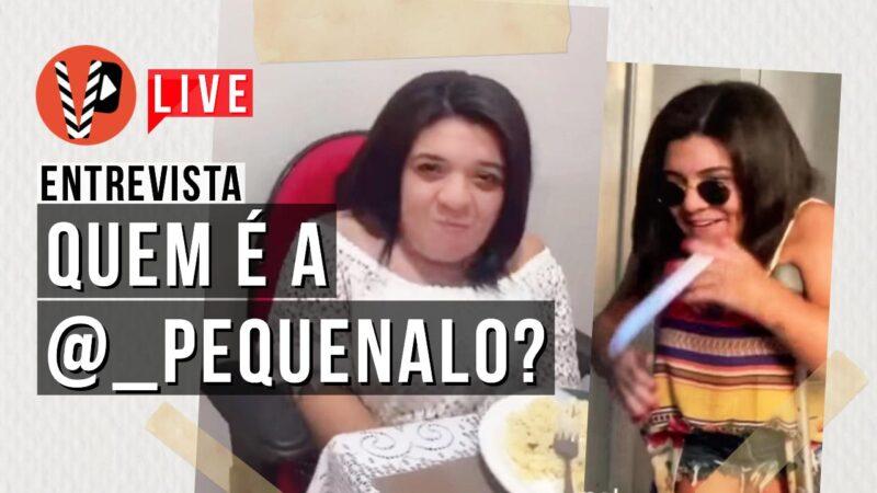 """Saiba quem é """"PequenaLo"""", a Lorrane Silva do TikTok"""
