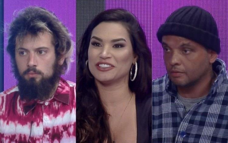 Cartolouco, Raissa ou Fernandinho Beatbox? Vote em quem deve deixar A FAZENDA 12 - Virou Pauta