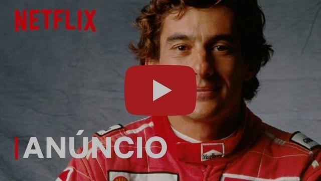 Netflix anuncia primeiro drama ficcional sobre Ayrton Senna