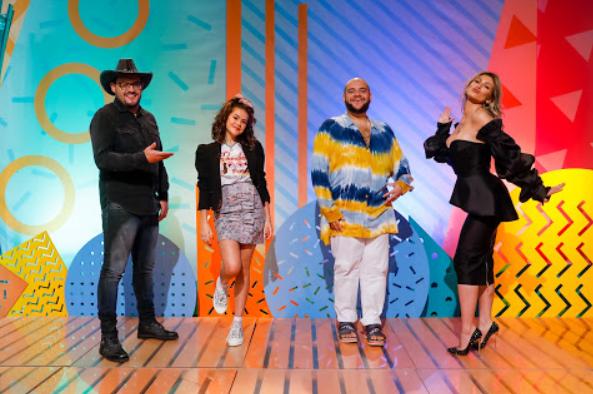 Matheus Ceará, Gominho, Wesley Safadão e Lívia Andrade participam do Programa da Maisa