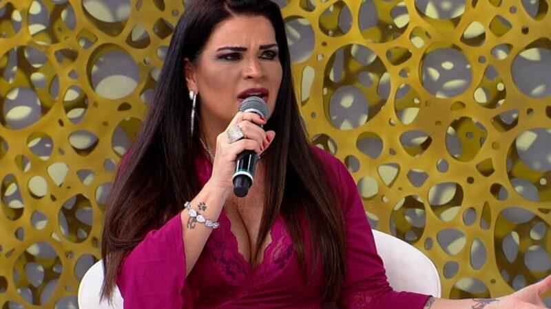 Solange Gomes relembra apoio de Gugu no início da carreira, veja