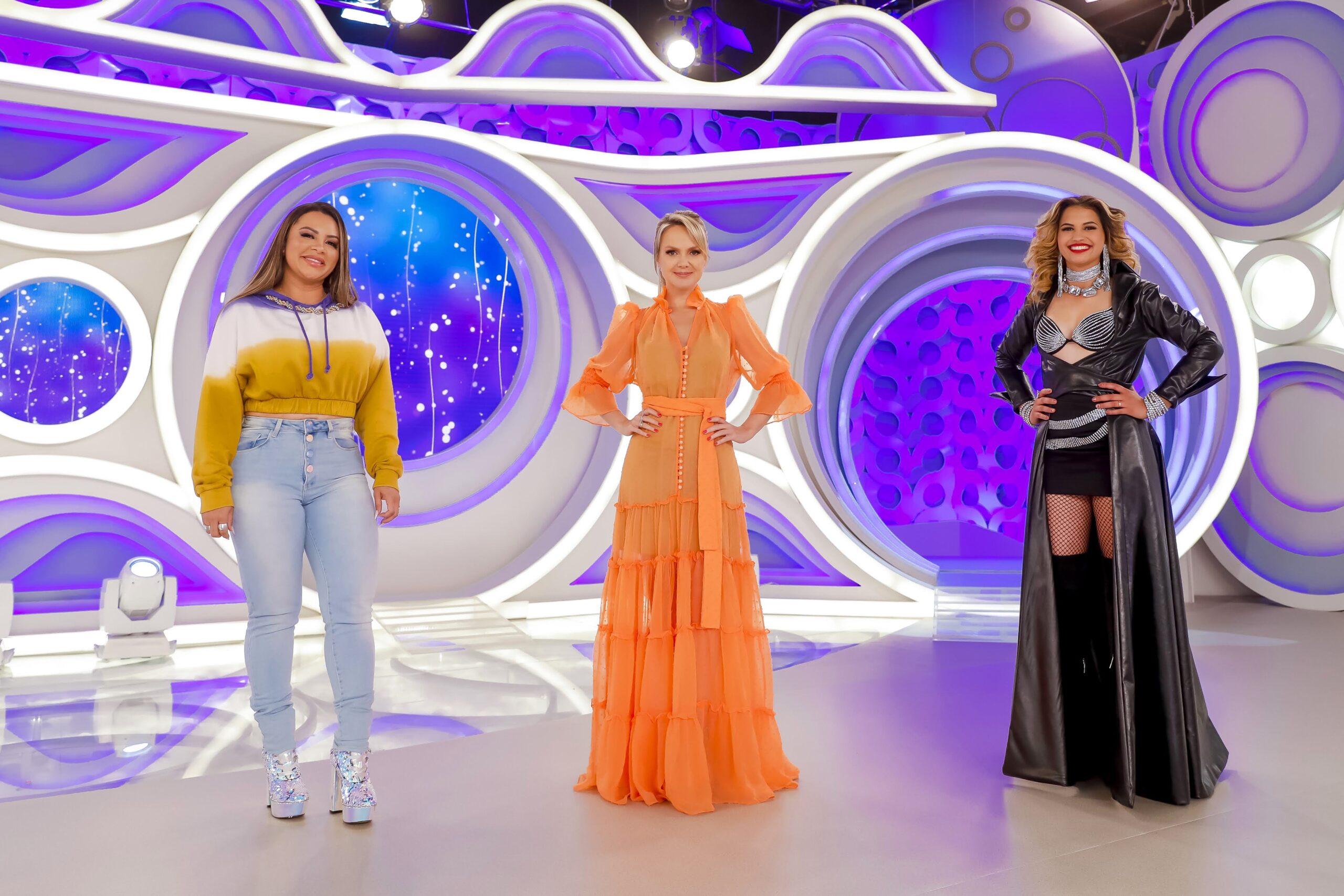 """Eliana apresenta """"Minha Mulher que Manda"""" e encontro de fã de Márcia Fellipe neste domingo"""